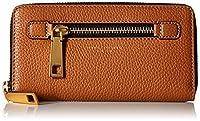 Marc Jacobs Gotham Standard Continental Wallet, Maple Tan