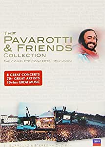 Pavarotti: The Pavarotti And Friends Collection [DVD] [2002] [NTSC]