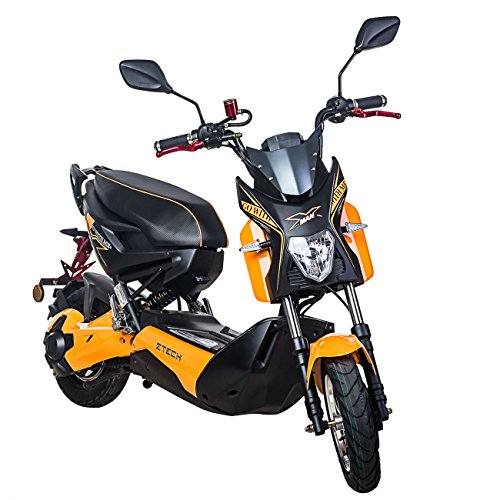 Scooter Electrico Adulto 1200W e-scooter vehículo...