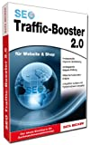 SEO Traffic Booster 2.0: Schaffen Sie mit dieser SEO-Software die Basis für mehr Besucher, neue Kunden und höhere Umsätze! -