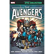 Avengers Epic Collection: Under Siege (Epic Collection: the Avengers) by Roger Stern (2016-05-31)