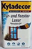 750 ml Xyladecor Holz-Gel Spezial Holzschutzlasur mit UV-Schutz für Holz