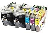 LC3219XL LC3219 TONER EXPERTE 5 XL Druckerpatronen kompatibel für Brother MFC-J6530DW MFC-J6930DW MFC-J6935DW MFC-J5330DW MFC-J5335DW MFC-J5730DW MFC-J5930DW   hohe Kapazität
