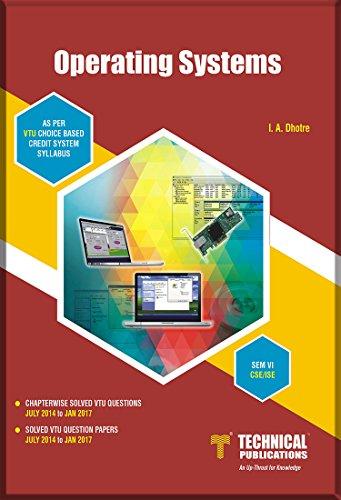 Operating Systems for VTU (SEM-VI CSE COURSE-2015)