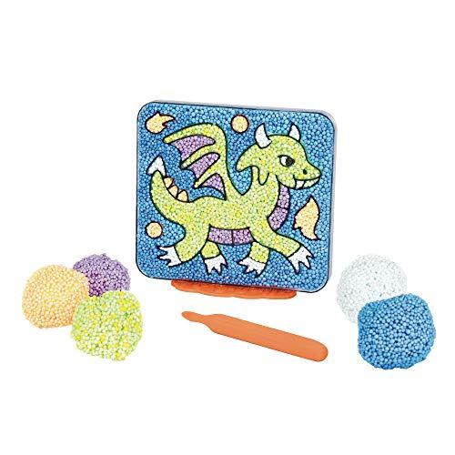 Learning Resources- Dragón de Color by Playfoam de Educational Insights (EI-2040)