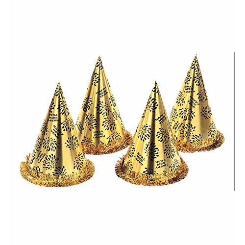 Widmann-WDM7972A Kostüm für Erwachsene, Unisex, Goldfarben, WDM7972A (Sylvester Fancy Dress Kostüm)
