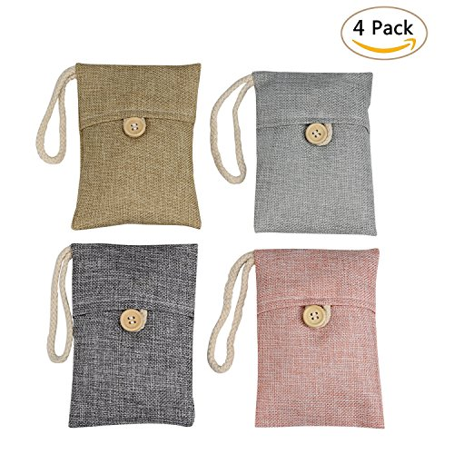 Interior Accessories Independent 2018 Natural Bamboo Charcoal Fridge Car Room Wardrobe Deodorant Air Freshener Bag Wholesale To Enjoy High Reputation At Home And Abroad Automobiles & Motorcycles