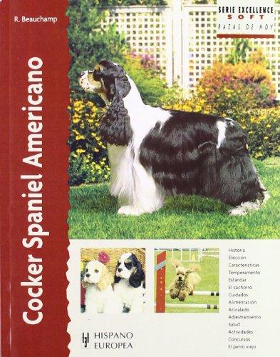 Cocker Spaniel Americano (Excellence Soft)