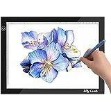 Jelly Comb Tablette Lumineuse A4 LED Luminosité Réglable Ultra-Mince pour Tatouage Architecture Calligraphie Artisanat