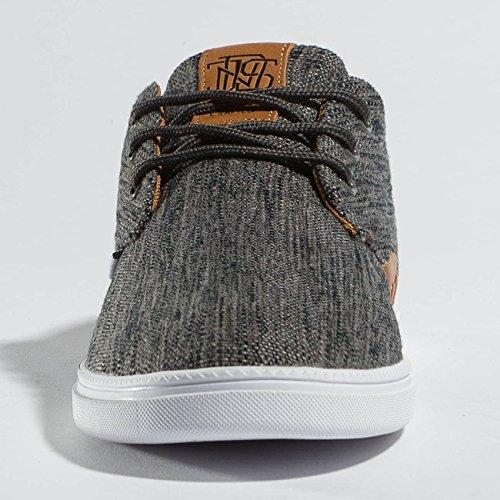 Djinns Uomo Scarpe/Sneaker Low Lau Grau