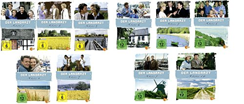 Staffel 1-10 (34 DVDs)