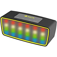 Altoparlante bluetooth NGS Roller Glow Black-3W-Portata 10m-Func. Mani Libere-SD-USB-Radio FM-Jack 3.5mm-Luci LED prezzi su tvhomecinemaprezzi.eu