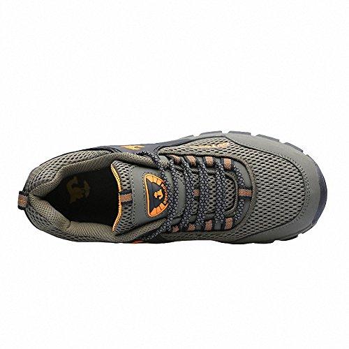 Ben Sports Calzature da escursionismo Scarpe da Camping e outdoor da Uomo,37-47 verde 2