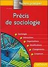 Précis de sociologie par Morin