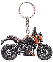 A R Enterprises Bike Key Ring