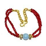 Manirathnum synthetic Koted Glass Beads ...