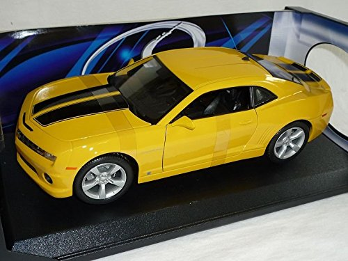 Chevy Chevrolet Camaro 2010 Ss RS Gelb Bumble Bee Aus TransformeRS Bumblebee 1/18 Maisto Modellauto Modell Auto (Bee-transformer-auto Bumble)