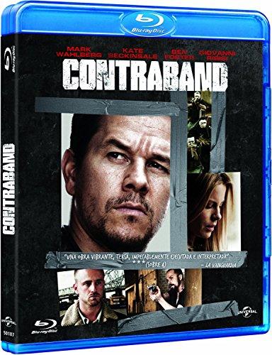 Contraband (Blu-Ray) (Import) (Keine Deutsche Sprache) (2013) Mark Wahlberg; Kate Beckinsale; Giovann