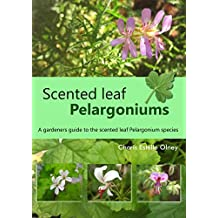 Scented leaf pelargoniums: A gardeners guide to the scented leaf pelargonium species (English Edition)