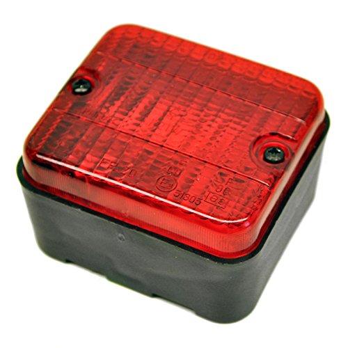 AB Tools Die Oberfläche hinten antibrouillard montiert für Anhänger/caravane TR052