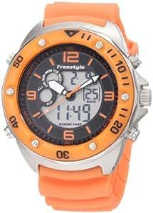 Freestyle Herren-Armbanduhr XL Precision 2.0 Analog - Digital Kautschuk FS85010