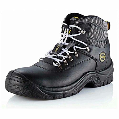 DDTX Botas De Seguridad Hombre Trabajo Zapatos Seguridad