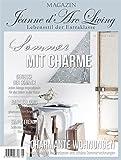 Jeanne d´Arc living*Magazin*Ausg*Juli 18*Zeitschrift*Shabby*Vintage*Brocante*Sommer mit Charme **