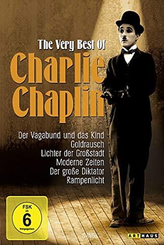 Charlie Chaplin - The Very Best of Charlie Chaplin [6 DVDs]