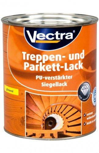 Vectra 7247 Treppen- und Parkettlack Glänzend 2,5 Liter (WB4)