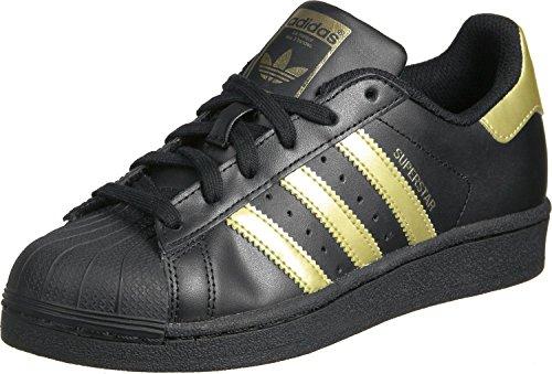 Adidas-Superstar-J-Zapatillas-de-Deporte-Unisex-Nios