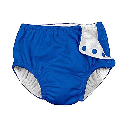 Baby Schwimmhose Badewindelhose Badehose,ideal für Schwimmen Lektionen oder Urlaub, in einer Vielzahl von Farben und Größen erhältlich (Blau, 110)