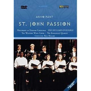Arvo Pärt - St John Passion [1988] [DVD] [2001]