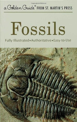 Fossils: A Fully Illustrated, Authoritative and Easy-To-Use Guide (Golden Guide)