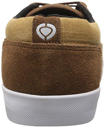 Rollers chuh Env. Lancer Skate Shoes espresso/white/marron