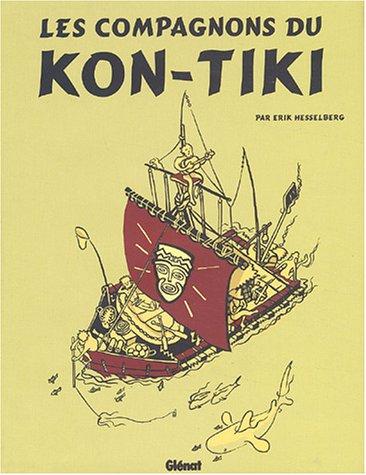 Les compagnons du Kon-Tiki