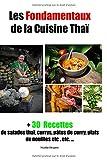les fondamentaux de la cuisine thaï...