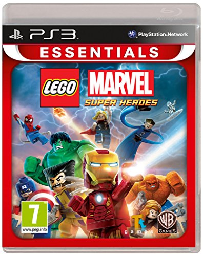LEGO Marvel Superheroes - Essentials [Importación Italiana]