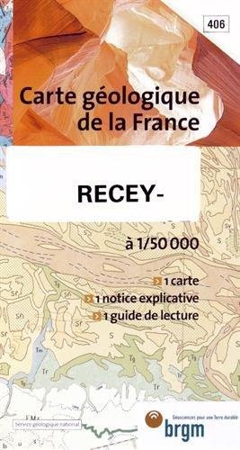 Carte géologique : Recey-sur-Ource