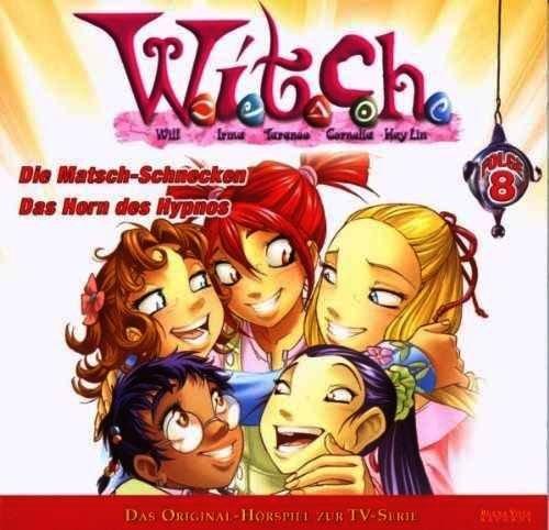 WITCH Folge 8 - Die Matsch-Schnecken + Das Horn des Hypnos (Original-Hörspiel) [CD Audiobook] (Cd Disney Halloween)