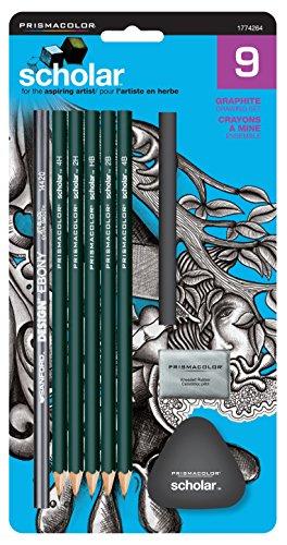 prismacolor-scholar-graphite-7-piece-drawing-pencil-set-1774264-by-sanford