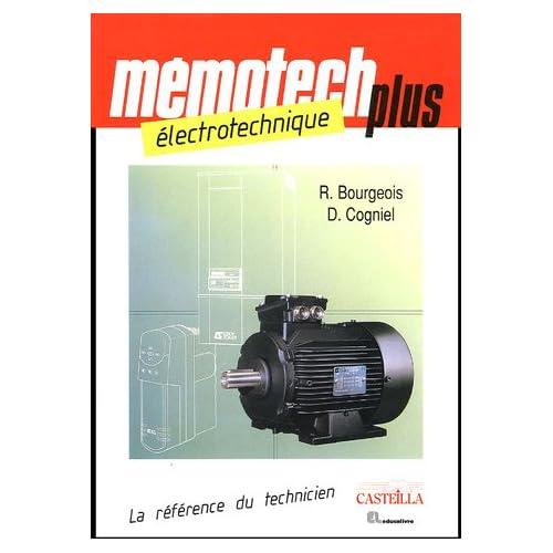 Mémotech plus électrotechnique