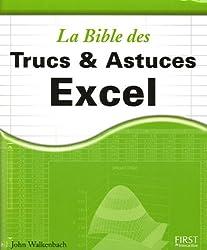 La Bible des Trucs & Astuces Excel