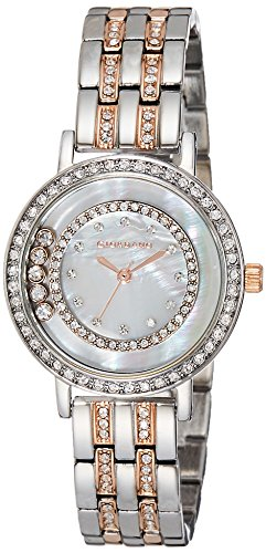 Giordano Analog White Dial Women's Watch-A2055-77 image