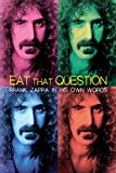 Eat That Question [USA] [DVD]