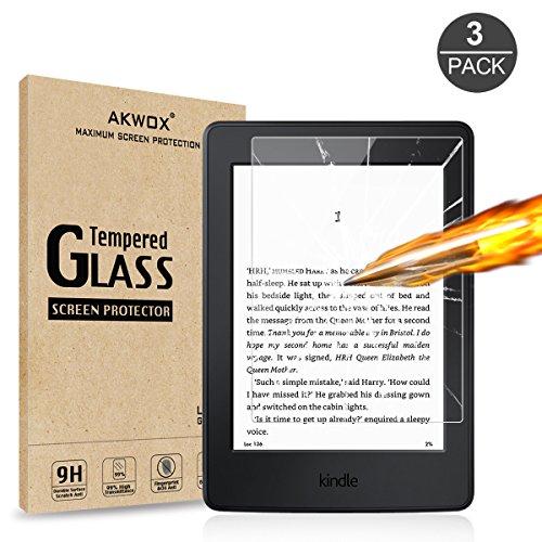 [3 Unidades] Protector Pantalla Kindle Paperwhite