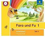 Fara und Fu - Ausgabe 2013: Arbeitshefte 1 und 2 GS mit CD-ROM (inkl. Schlüsselwortkarte)