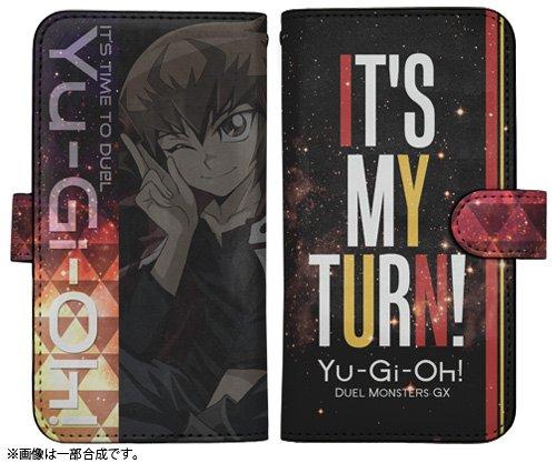 Yu-Gi-Oh Duel Monsters GX Jaden Yuki notebook type Sumahokesu