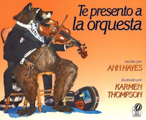 Te Presento a la Orquesta por Ann Hayes