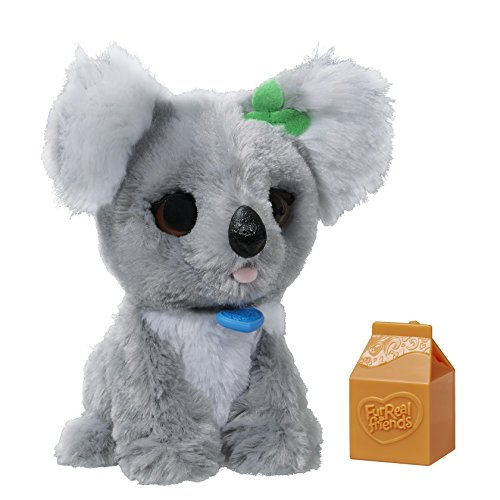 FurReal Friends Li'l Big Paws Sneezy Kiki Koala Pet