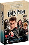 Waddingtons Playing Cards 13779 Harry Potter Playing Cards Pack